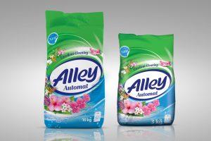 Detergent Package Design