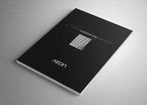 Aeon Katalog Tasarımı
