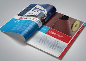 Egebant Katalog Tasarımı