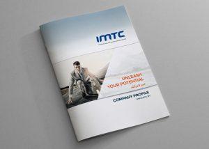 IMTC Katalog Tasarımı
