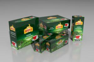 Çay Ambalaj Tasarımı