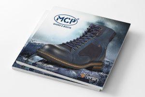 MCP Ayakkabı Katalog Tasarım