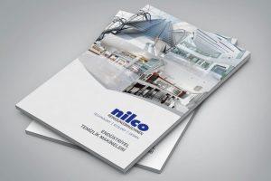 Nilco Temizlik Makineleri Kataloğu