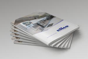 Nilco Endüstriyel Temizlik Ürünleri Katalog Tasarımı