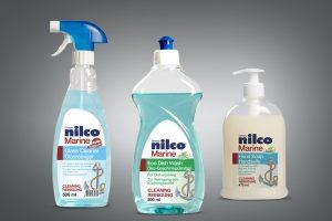Nilco Marine Ambalaj Tasarım