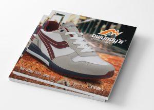 Owundys Ayakkabı Katalog Tasarım