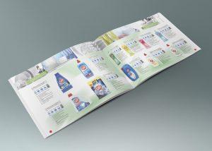 Seba Kimya Katalog Tasarım