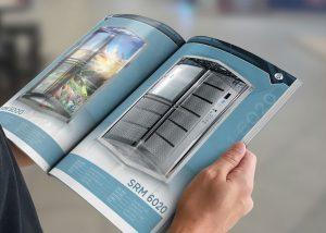 Asansör Katalog Tasarımı