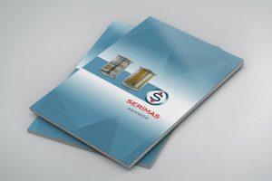 Serimas Asansör Katalog Tasarımı