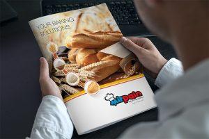 Un Katkı Maddeleri Katalog Tasarımı