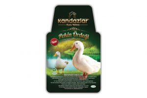 Ördek Etiket Tasarımı