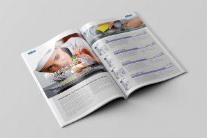 Nilco Katalog Tasarımı
