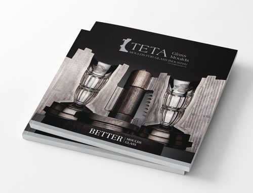 Glass Mold Katalog Tasarım