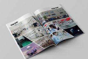 firma tanıtım katalog tasarım