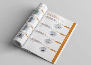 yangın sistemleri katalog tasarım