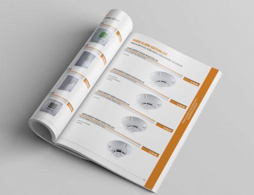 NA-DE Elektronik Katalog Tasarım