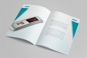 Asansör Kabin Kasetleri Katalog Tasarım