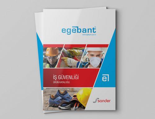 Egebant İş Güvenliği Ürünleri Katalog Tasarımı