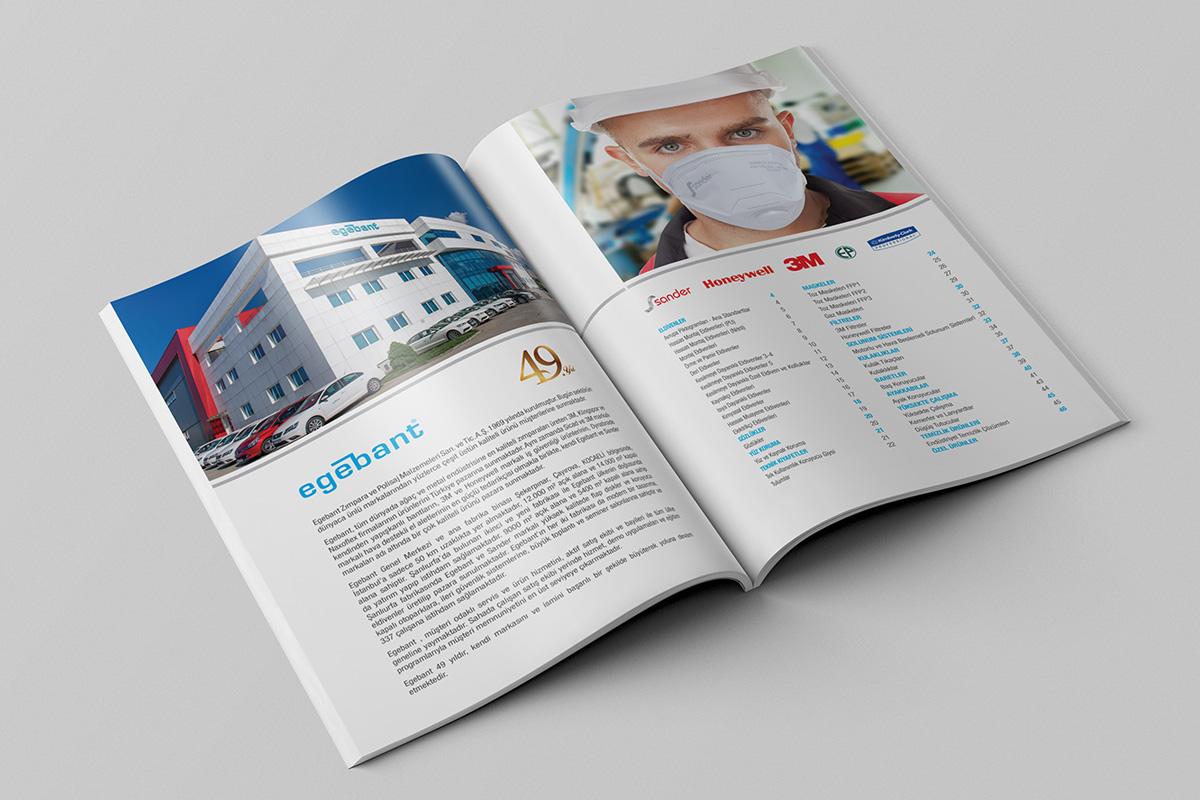 Katalog Tasarım Süreci