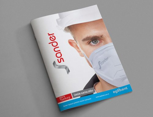 Sander İş Güvenliği Ürünleri Kataloğu