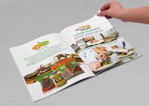 Baharat Katalog Tasarım