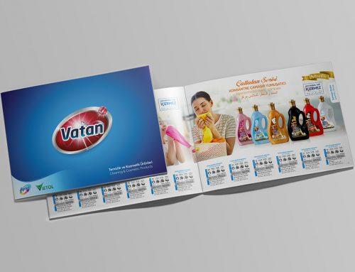 ERCN Kimya Vatan Temizlik Ürünleri Kataloğu