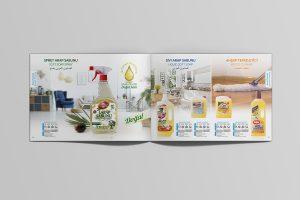 Ürün Kataloğu Tasarımı