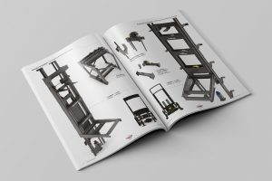 Elevator Catalog Design