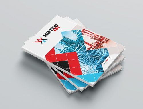 Katre Isı Katalog Tasarım
