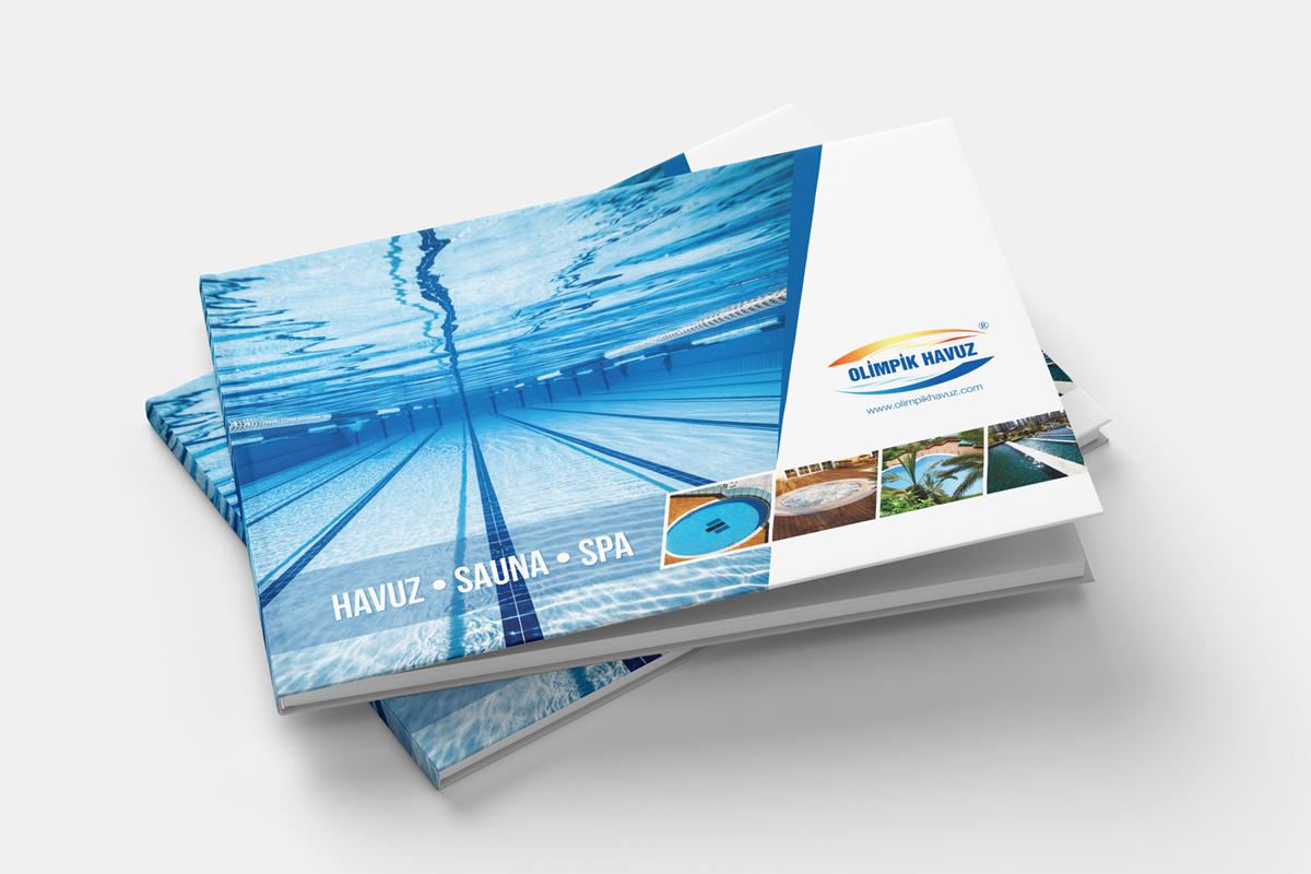 Havuz Katalog Tasarımı